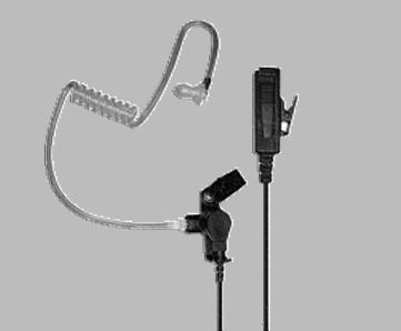 Klein Electronics portofoon oortjes