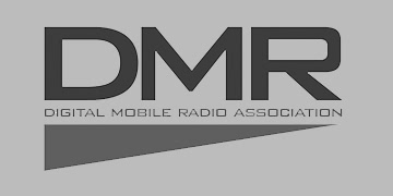 DMR two way radio logo