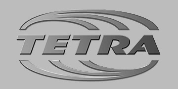 TETRA two way radio logo