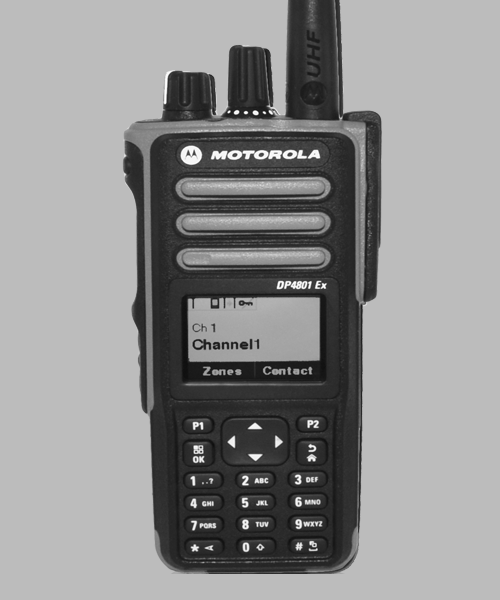 Motorola DP4801Ex ATEX two way radio