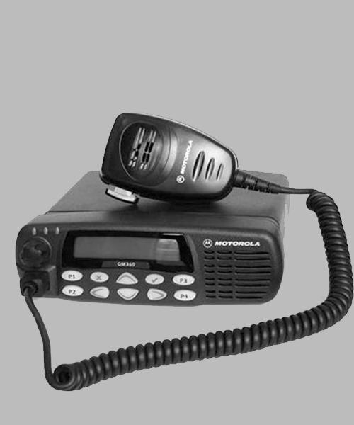 Motorola GM360 analoge mobile radio