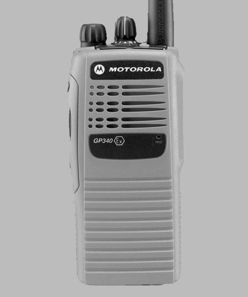 Motorola GP340Ex ATEX two way radio