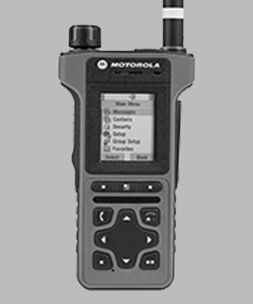 Motorola MTP8500Ex ATEX two way radio