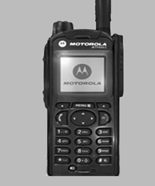 Motorola MTP850s TETRA two way radio