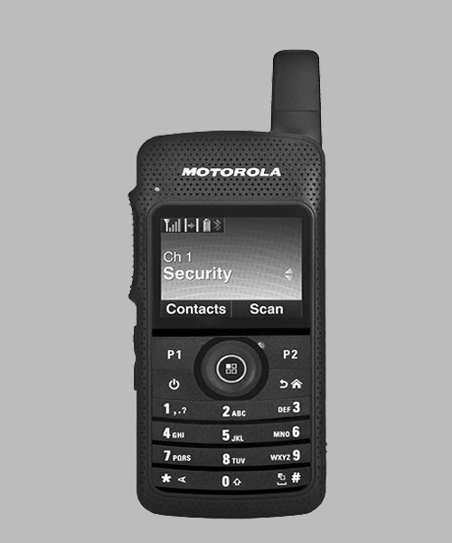 Motorola SL4000 two way radio